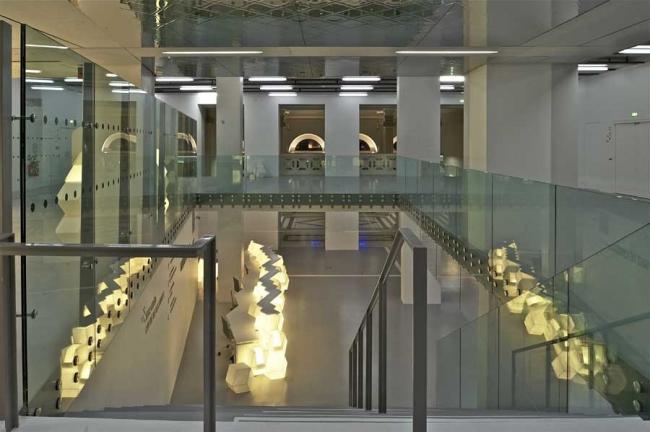 Центр искусств La Gaite lyrique © Philippe Ruault