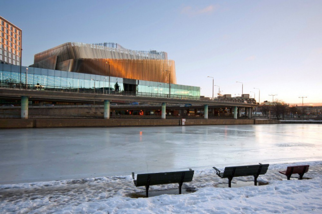 Конгресс-центр Waterfront © Wojtek Gurak
