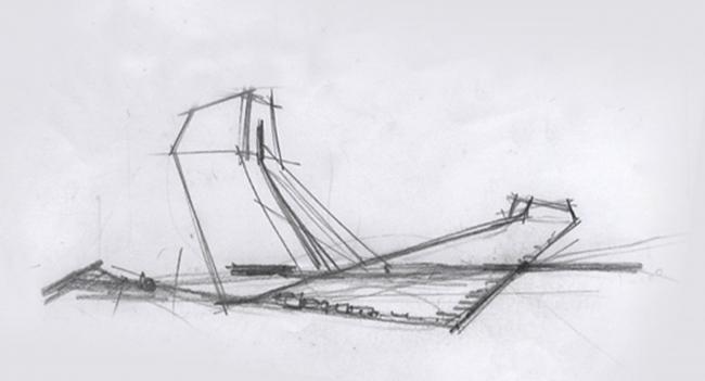Музей-хранилище коньячного завода «Альянс 1892» © Архитектурное бюро «Тотемент/Пейпер»