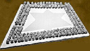 Мемориал жертвам Холокоста. Конкусный проект. Дани Караван
