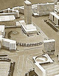 Александерплац. 1960-е