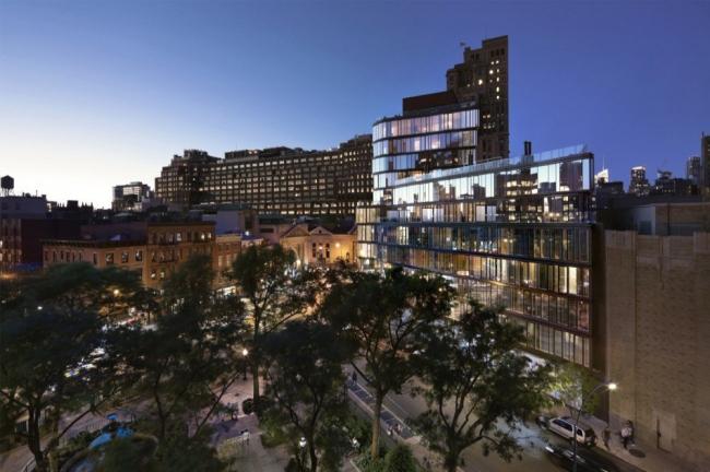 Жилой комплекс One Jackson Square © Michael Moran Studio