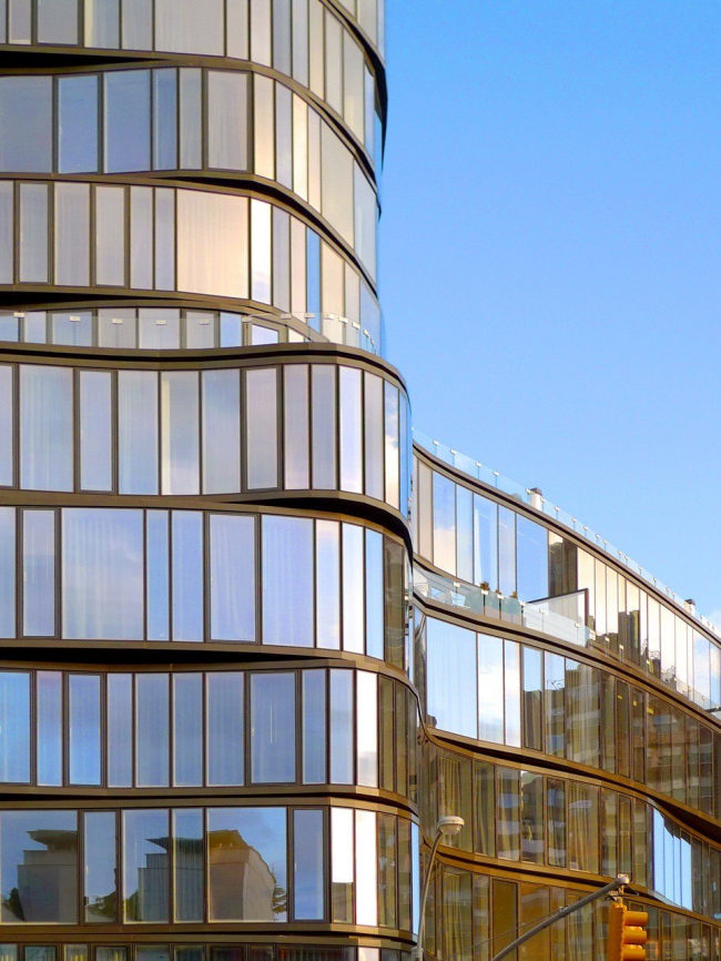 Жилой комплекс One Jackson Square © KPF