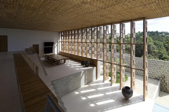 Дом «Вилла Виста» © Hiroyuki Hirai