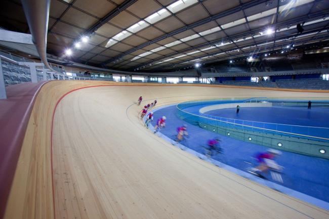 Олимпийский велодром © Richard Davies