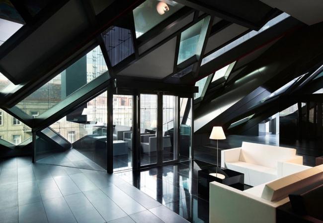 Отель Sofitel Vienna Stephansdom © Julien Lanoo