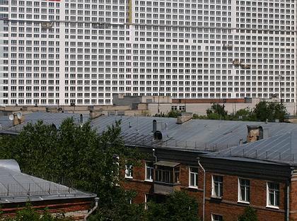 Жилой комплекс «Аэробус». Фото: Николай Малинин