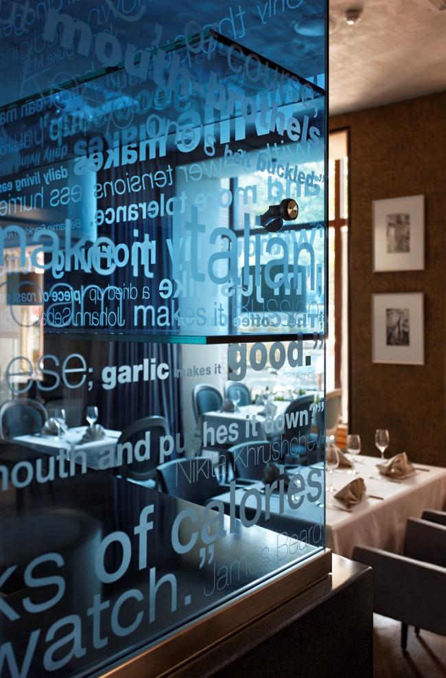 Рыбный ресторан «Gastronomica fish». © Алексей Князев