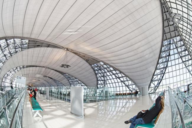 Аэропорт Суваннапум. Фото: Dennis Wong via flickr.com. Лицензия CC BY 2.0