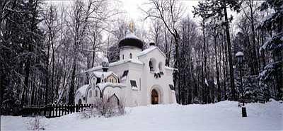Абрамцево. Фото: www.zolotoe-koltso.ru