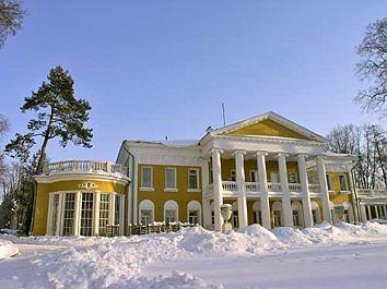 Горки Ленинские. Фото: Сергей Ладанов / www.ladanov.nm.ru