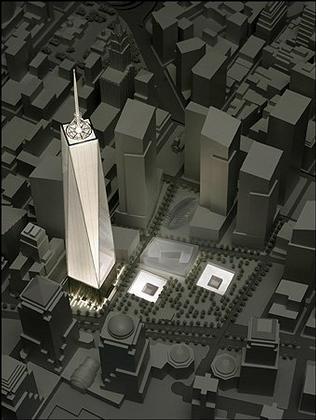 «Башня Свободы» и мемориал жертвам терактов в ЦМТ