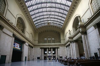 2. Вокзал в Чикаго, Е.Грехем, П.Андерсон, Р.Пробст, Х.Уайт, 1913-15. Фото: © Андрей Бархин