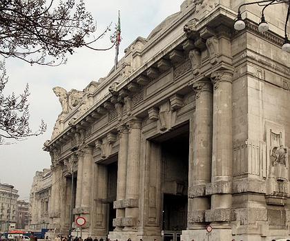 3. Вокзал в Милане, У.Стаккини, 1912-31. Фото: © Андрей Бархин