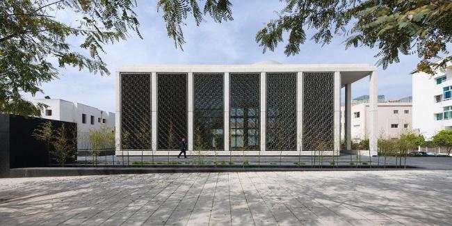 Штаб-квартира банка BMCE © Nigel Young / Foster + Partners