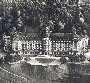 Evian Royal Palace