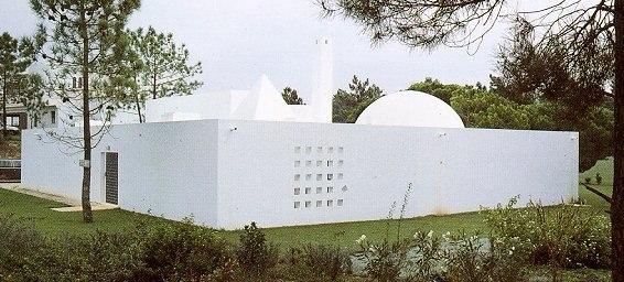 Вилла на курорте Кинта ду Лагу. 1984-89