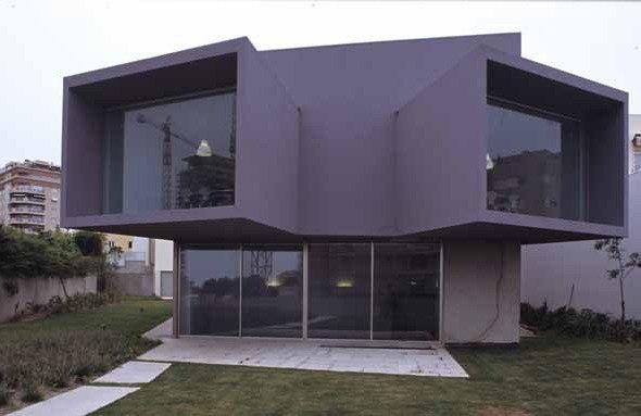 Дом Cinema House в Порто. 1998-2003 © Luis Ferreira Alves