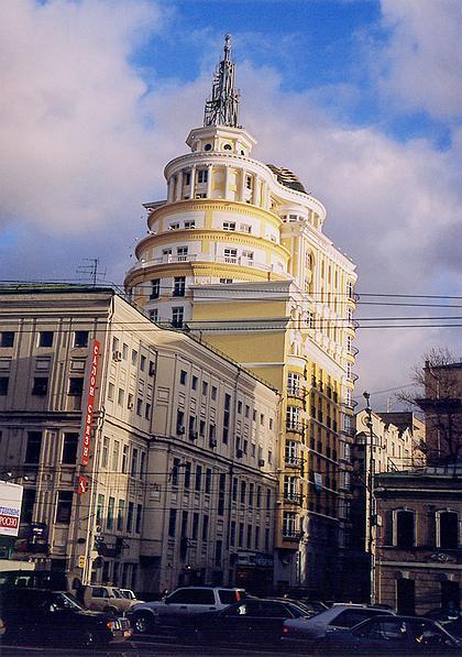 Жилой дом «Патриарх». 1999-2002