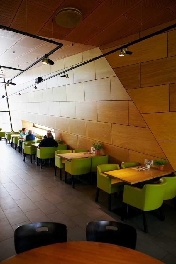 Ресторан Marche Lier. Фото © Ivan Brodey