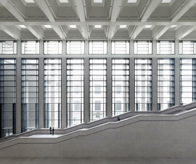 Национальный музей Китая © Christian Gahl. Предоставлено gmp
