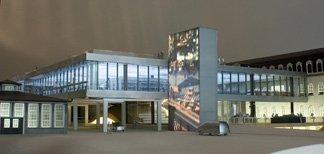 Корпус Мильстейна Университета Корнелла. Проект © ОМА