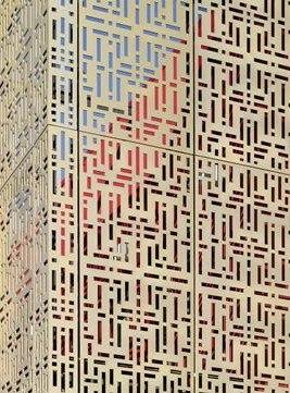 Посольство Великобритании в Грузии © Wilford Schupp Architekten