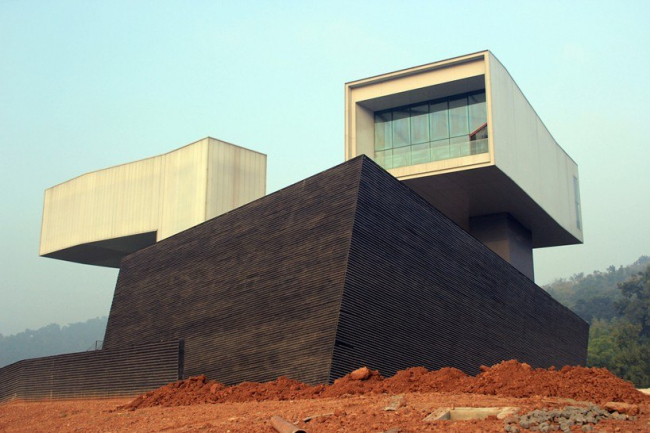 Музей искусства и архитектуры Нанкина © Bryan Chang