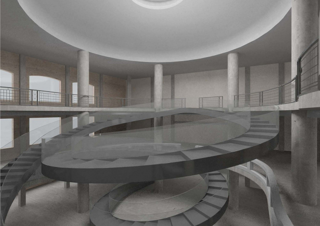 Центр современного искусства - «Teatro Margherita». Courtesy of Comune di Bari