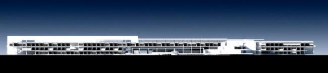 Отель W Retreat Kanai © Richard Meier & Partners