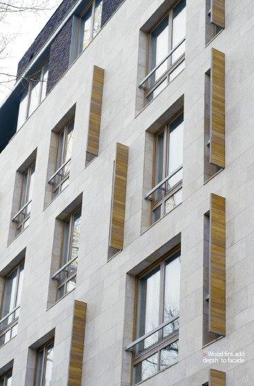 Жилой комплекс в Бутиковском пер. © Сергей Скуратов ARCHITECTS