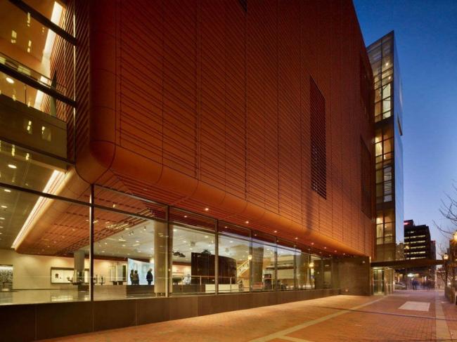 Национальный музей американо-еврейской истории. © Halkin Photography LLC