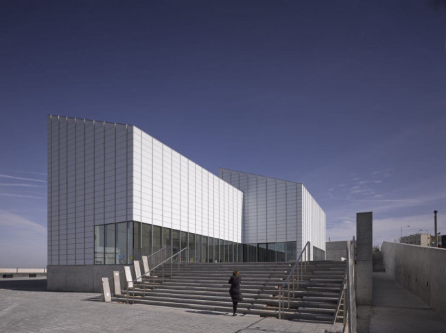 Галерея Turner Contemporary © Richard Bryant