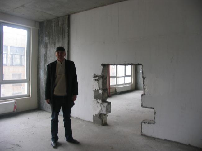 5-й, сквозной этаж