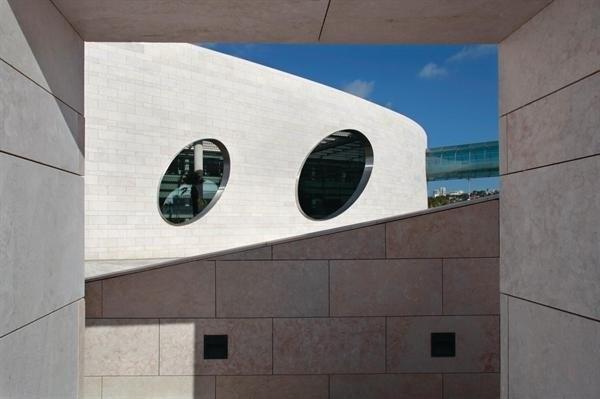 «Центр исследования неизвестного» Фонда Champalimaud © Dora Nogueira