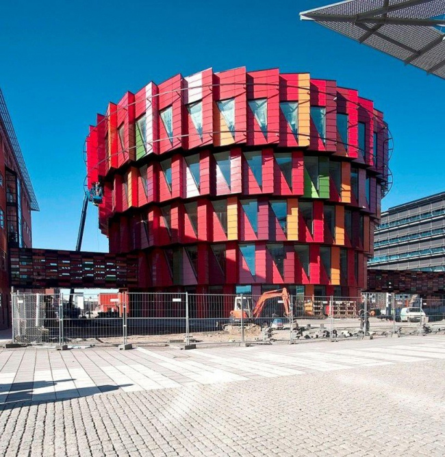 Офисное здание Kuggen © Wingardh Arkitektkontor