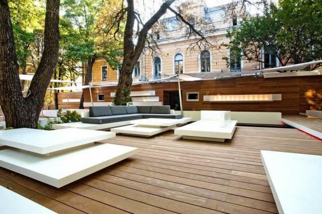 Ресторан «Сад» © beproactiv, Москва