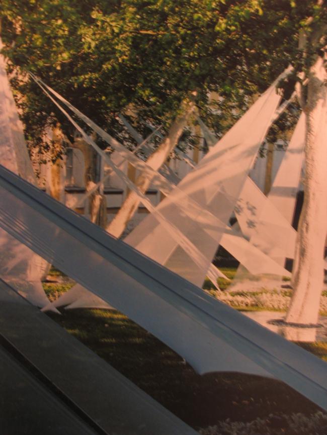 Сад-призрак,1 место в номинации «Городские дворовые пространства»