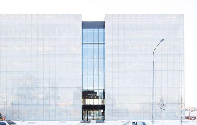 Штаб-квартира компании Gina Tricot. Фото: Wingardh Arkitektkontor