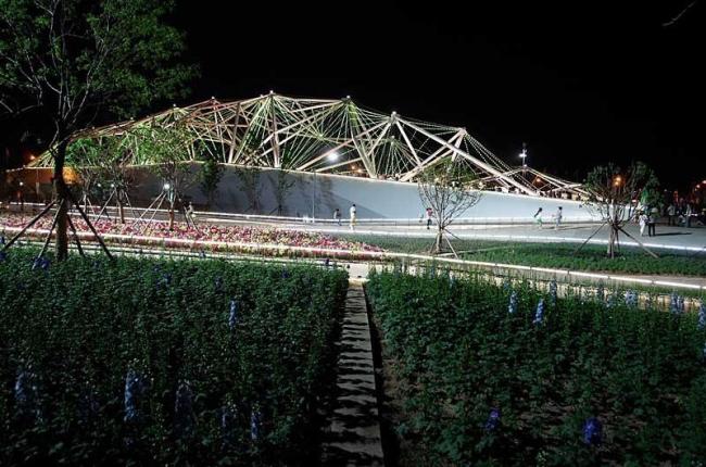 Комплекс Международной садоводческой выставки © Plasma Studio