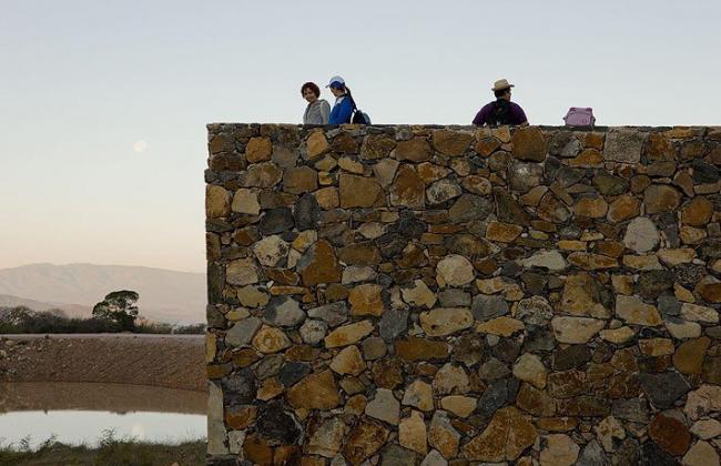 «Путь паломника». Святилище в Эстансуэле. Ай Вэйвэй и бюро Fake Design. Фото © Iwan Baan