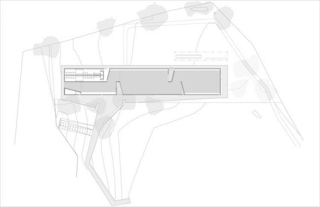 Убежище от непогоды Луиса Альдрете в Атенгильо © HHF Architects
