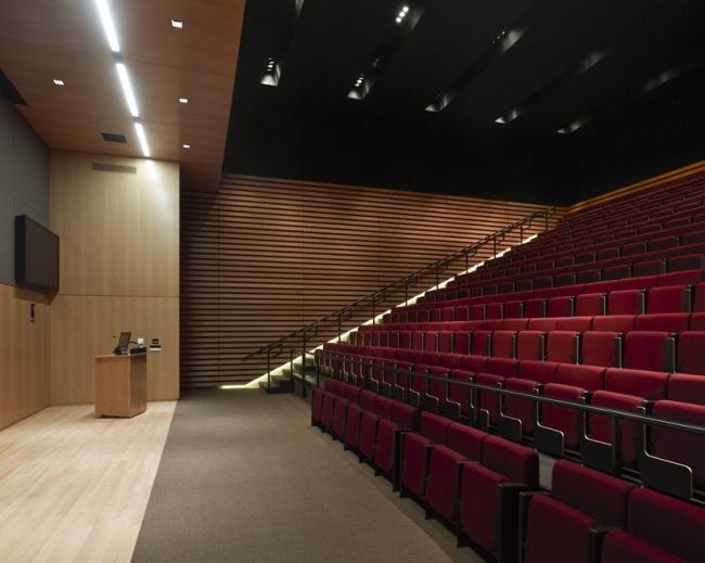 Центр прикладных исследований Университета Пенсильвании © Brad Feinknopf