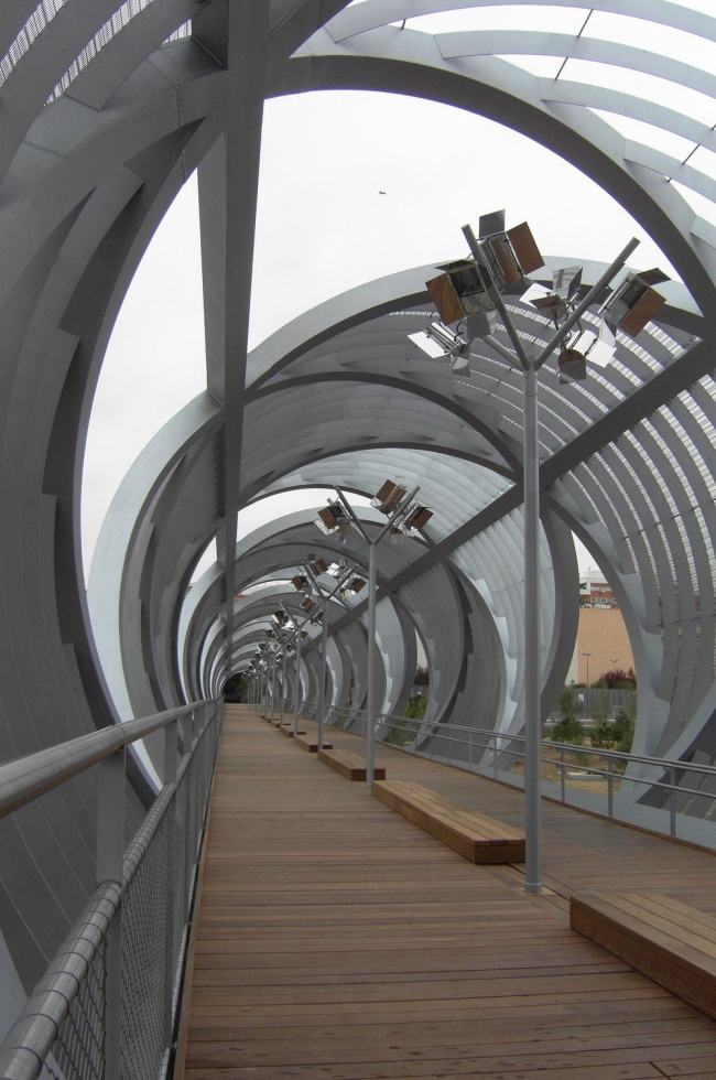 Мост Аргансуэла © DPA / Adagp
