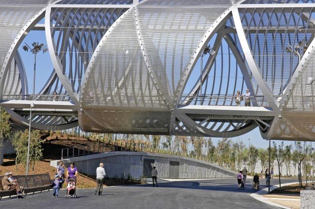 Мост Аргансуэла © Ayuntamiento de Madrid / DPA / Adagp