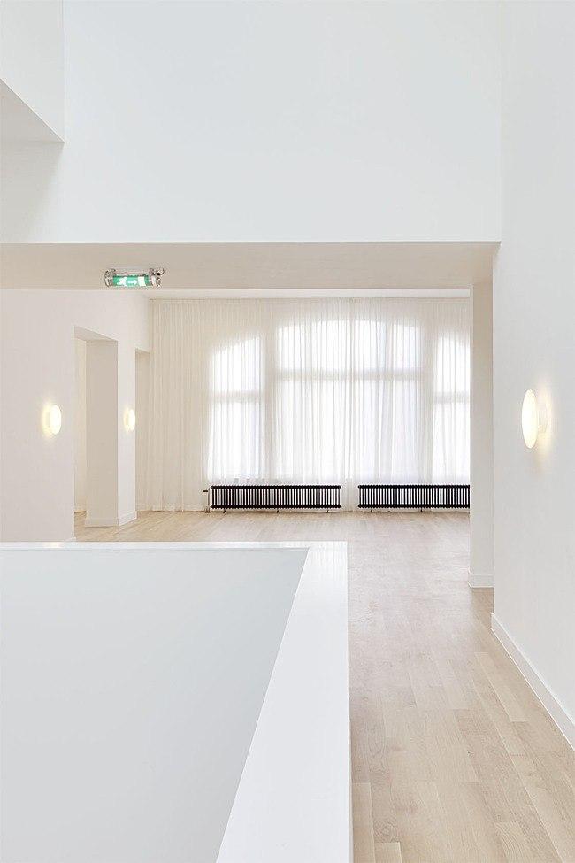 Театр и общественный центр De Nieuwe Liefde © Wiel Arets Architects