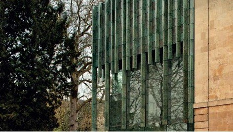 Музей искусств Холберн - новое крыло © Morley von Sternberg