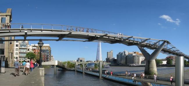 Парк реки Темзы / Лондонский речной парк © Gensler