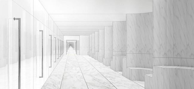 Инсталляция: «Москва - Третий Рим». FAS(t)