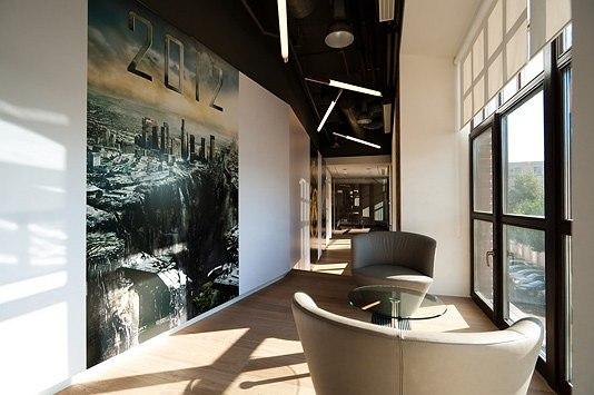 Гран При: Офис компании Walt Disney Studios Sony Pictures Releasing. UNK project